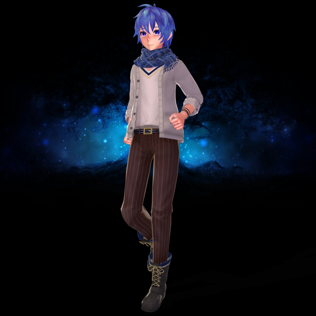 MMD Models - Page H